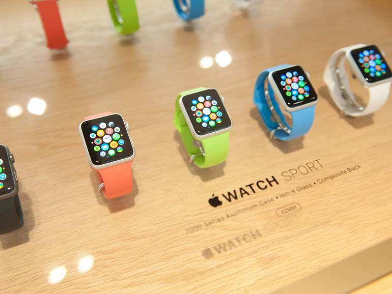 apple watch apple store Les précommandes de lApple Watch estimées à 2,3 millions dunités