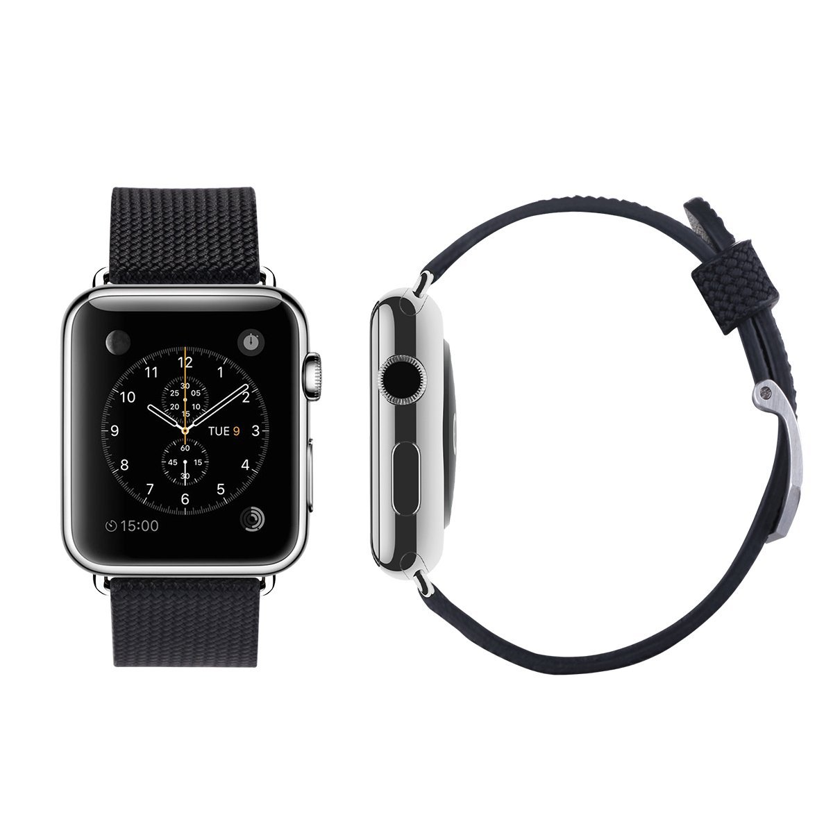 apple watch bracelet cuir 10 euros 001 Un bracelet cuir Apple Watch à 10 $, ça vous dit ?