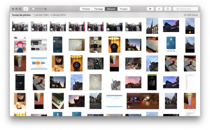 beta publique OS X 10.10.3 avec Photos La bêta publique dOS X 10.10.3 est disponible avec Photos
