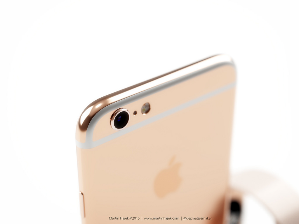 concept iphone 6S apple watch Martin Hajek 003 Concept: quand liPhone 6S sinspire de lApple Watch Edition
