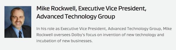 image Mike Rockwell Encore un nouveau venu de prestige chez Apple
