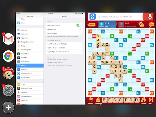 multify5 [Cydia] Multify, le tweak qui revisite votre multitâche, est disponible