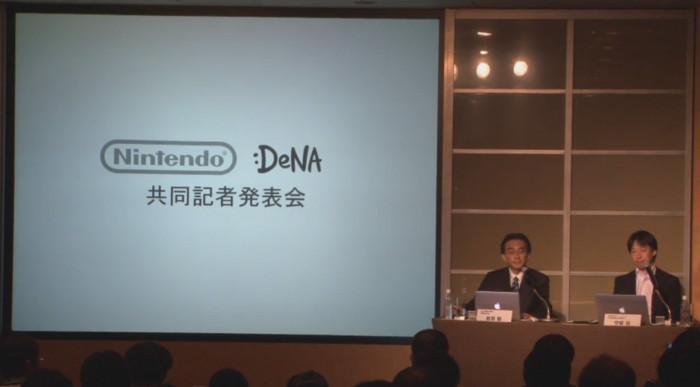 nintendo dena Nintendo va enfin faire des jeux pour iPhone et iPad