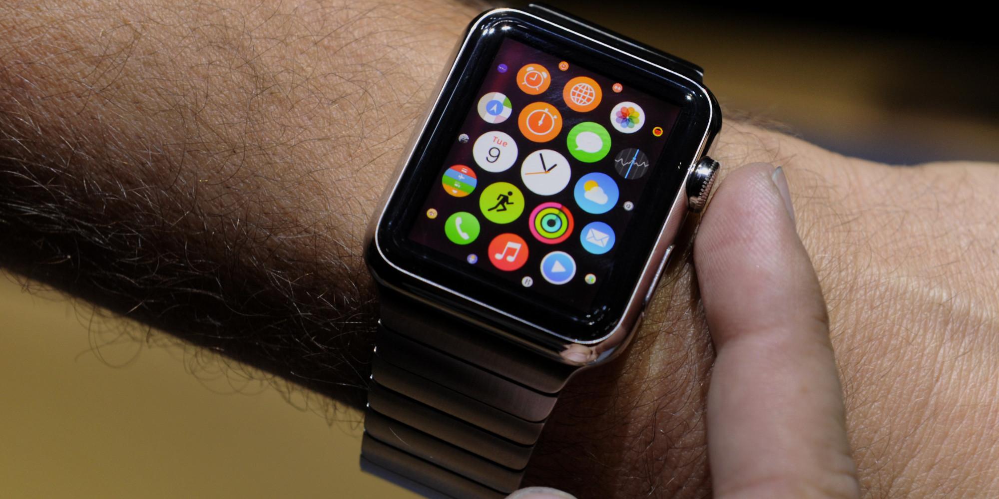 o APPLE WATCH facebook Un mode économie dénergie pour lApple Watch