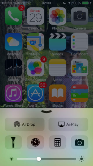 screenshot5 320x568 [Cydia] Auxo Legacy Edition est disponible
