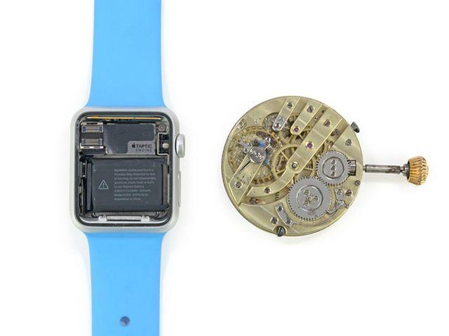 5PKNgxhkWXHEC1Dd1 iFixit démonte lApple Watch Sport en direct
