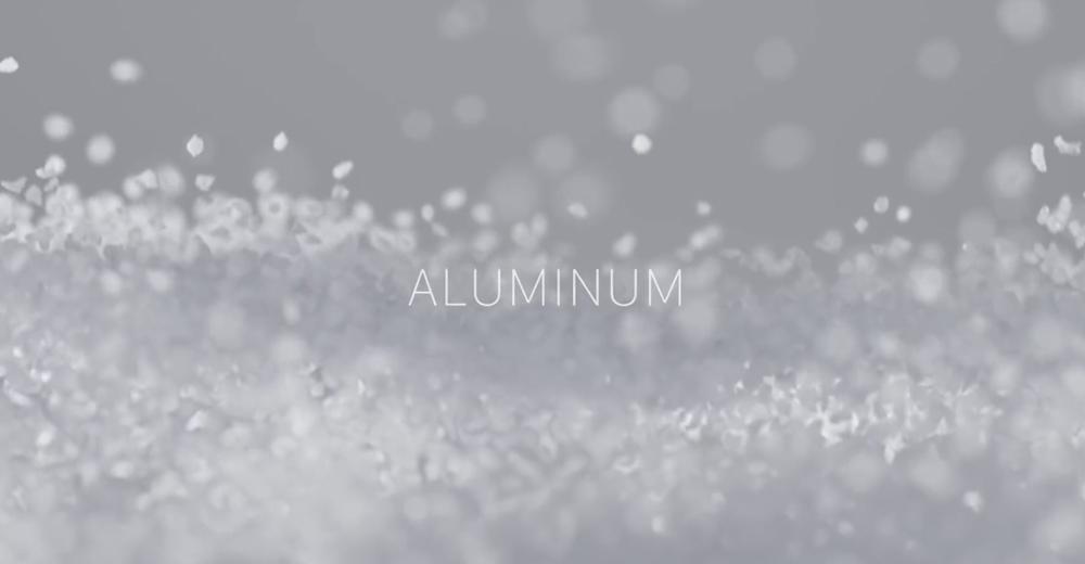Apple-Aluminium