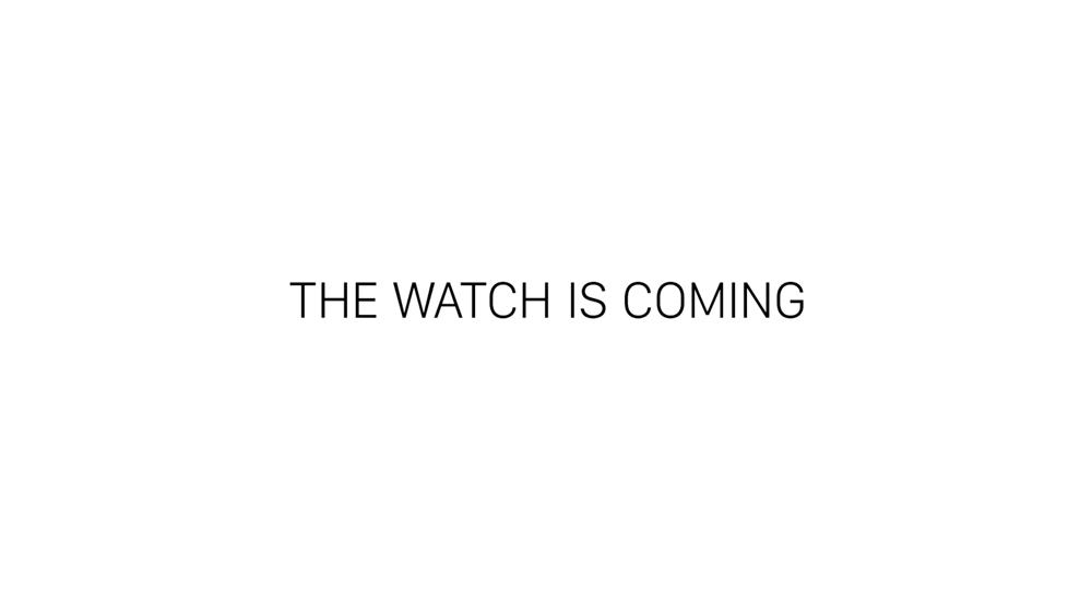 Apple Watch Publicite Premier spot publicitaire pour lApple Watch