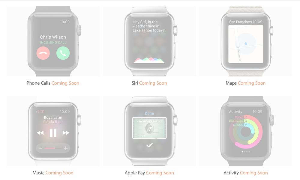 Apple Watch videos Apple nous apprend à utiliser lApple Watch en vidéo