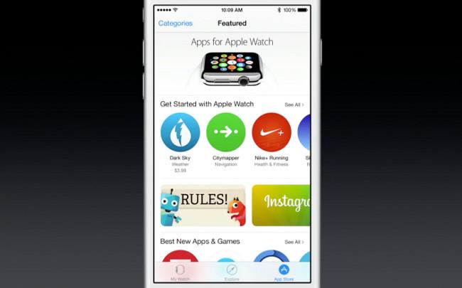 Apple watch apps Apple ouvre la porte à toutes les apps Apple Watch