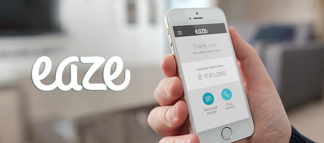Eaze app ios Snoop Dogg finance lapp Eaze spécialisée dans la livraison de cannabis