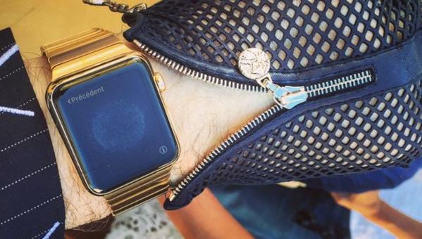 Karl Lagerfeld Apple Watch Edition2 LApple Watch Edition de Karl Lagerfeld est unique !