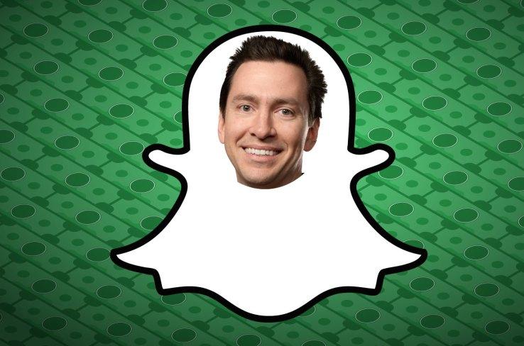 Scott Forstall snapchat Snapchat cède 0,11% d'action à un ancien dApple pour bénéficier de ses conseils