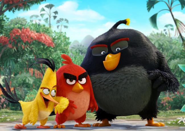 angry birds film 75 millions de dollars Le film du jeu Angry Birds prévu pour lété 2016
