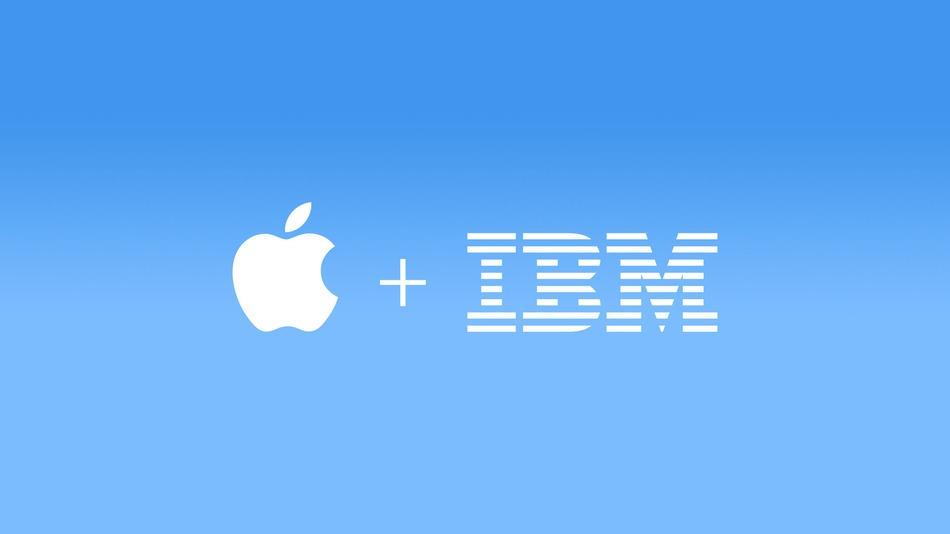 apple ibm Apple et IBM dévoilent leurs nouvelles applications pour les pros