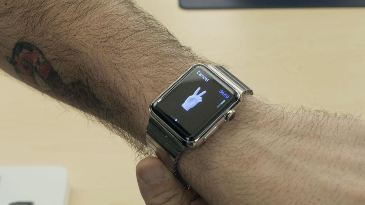 apple watch bracelet 3 Apple Watch : Vidéo de prise en main et aperçu des bracelets