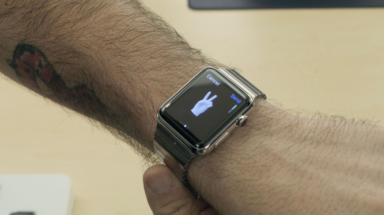 apple watch bracelet 3 Caméra FaceTime, WiFi amélioré et nouveau modèle pour lApple Watch 2 ?