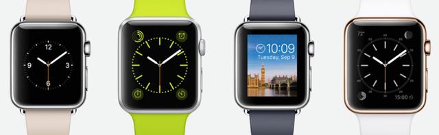 apple watch2 Plusieurs nouvelles fonctions en approche pour lApple Watch