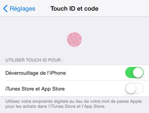 iOS83 TouchID 500x379 [TUTO] iOS 8.3 et problème de Touch ID, voici une solution !