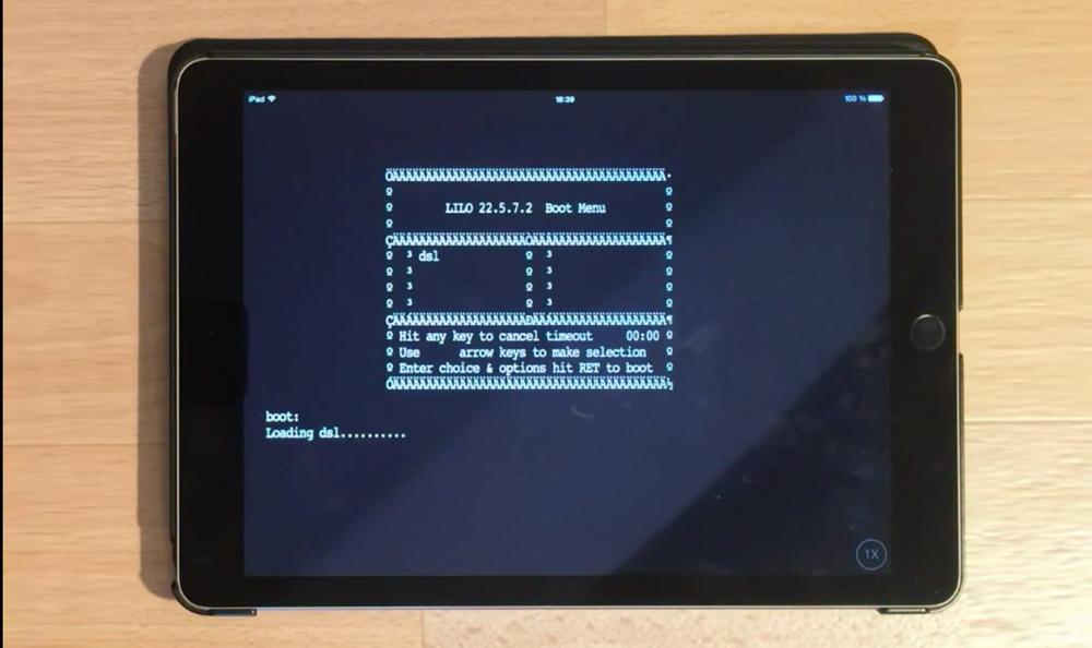 iPad Linux Installer Linux sur un iPad Air 2, cest possible !