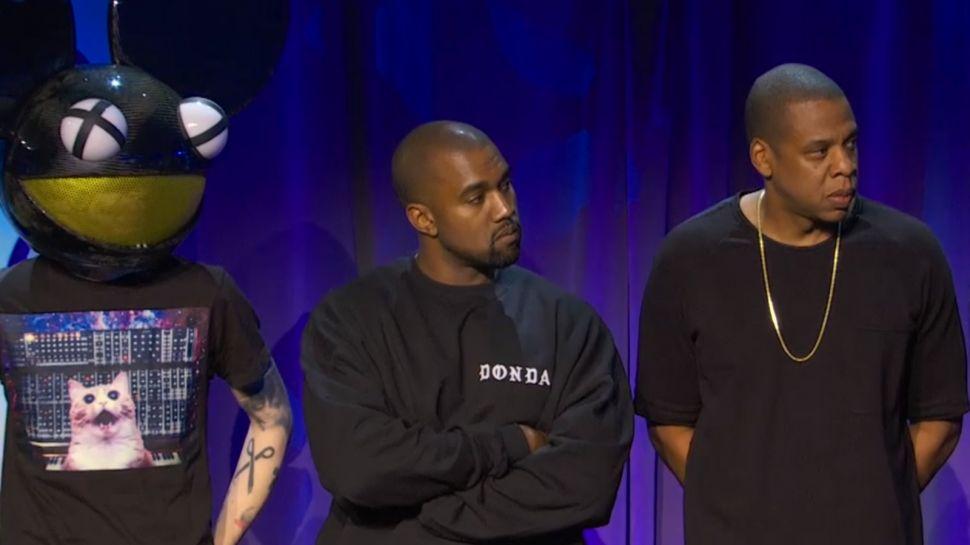 kanye west tidal Kanye West dit avoir refusé un contrat de plusieurs millions de dollars avec Apple