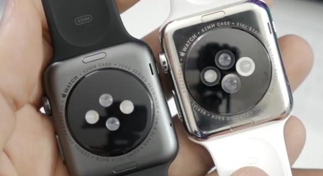 watch vs watch Faites votre choix : Apple Watch Sport vs Apple Watch [VIDEO]
