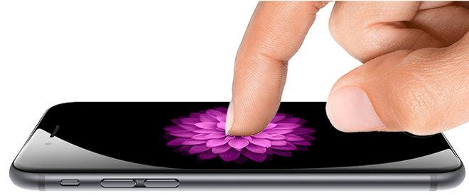11966 5441 force touch example l Force Touch équiperait finalement liPhone 6S Plus et le 6S !