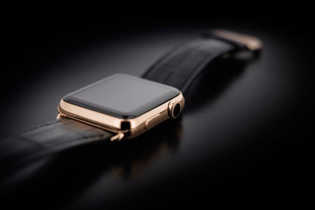 Bonne idée du jour : Une Apple Watch plaquée or pour 4000 dollars (hors Apple Watch)