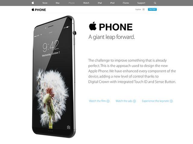 8dfc6ca40c89e17e51424681ad43af73 iPhone6S : un concept qui fusionne iPhone et Apple Watch [VIDEO]
