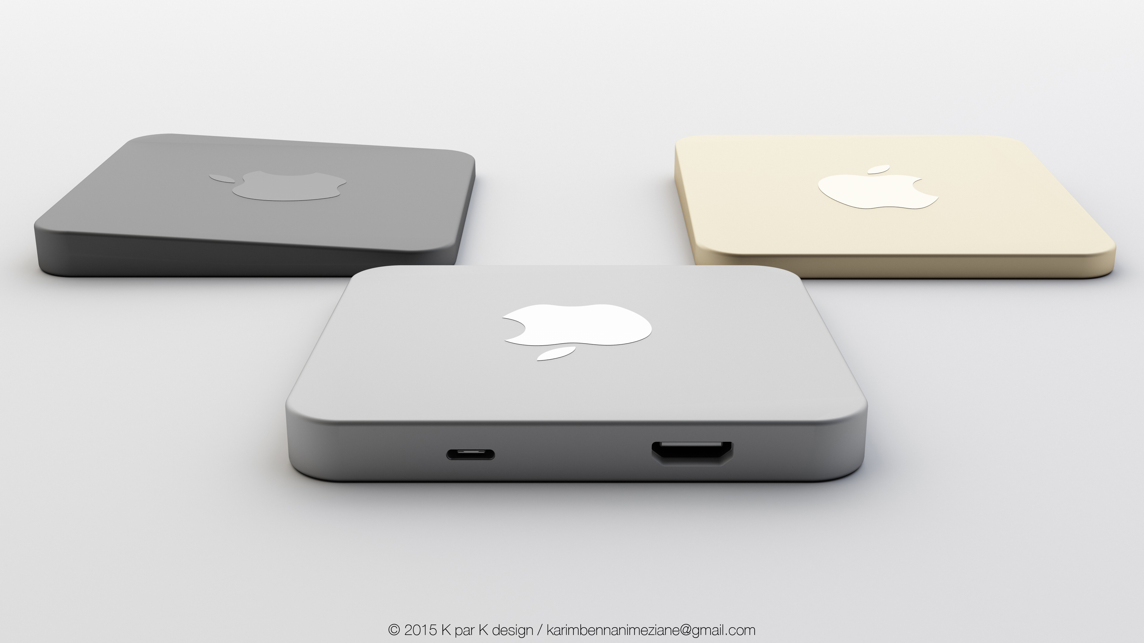 AppleTV Concept 2015 STUDIO 05 C Finalement, pas de nouvelle Apple TV à la WWDC 2015 !