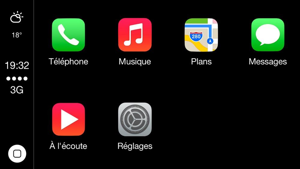 CarPlay iOS 1 [Cydia] CarPlay iOS : profitez de CarPlay depuis votre appareil iOS !