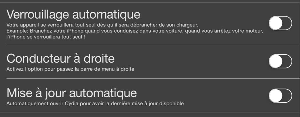 CarPlay iOS 52 [Cydia] CarPlay iOS : profitez de CarPlay depuis votre appareil iOS !