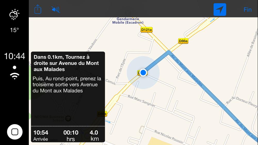 CarPlay iOS 7 [Cydia] CarPlay iOS : profitez de CarPlay depuis votre appareil iOS !