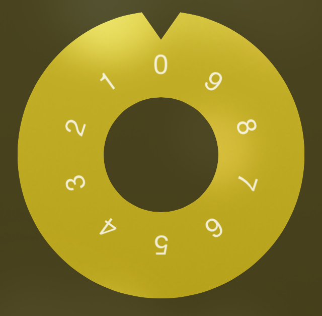 Combination Lock [CYDIA] Combination Lock transforme votre Lockscreen en coffre fort [VIDEO]