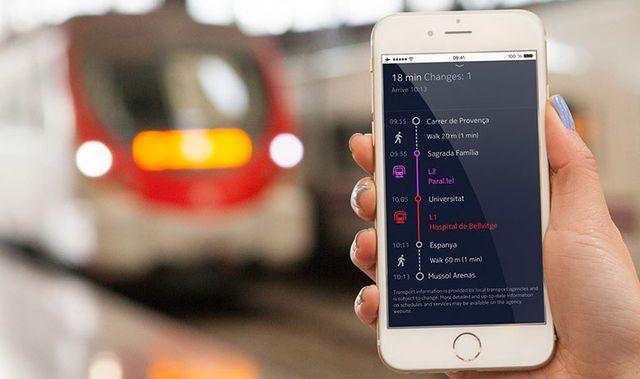 Nokia HERE 1.0 for iOS iPhone screenshot 005 Nokia HERE : Uber fait une offre à 3 milliards de dollars