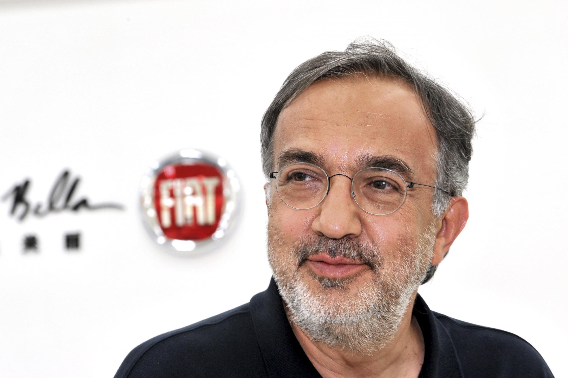 Sergio Marchionne biografia vita e storia Le patron de Fiat confirme (un peu) larrivée dApple dans lautomobile