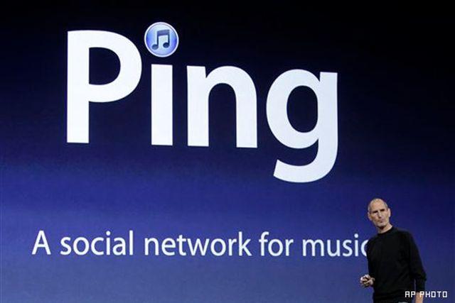 apple ping 090910 Le service de streaming dApple sera aussi un réseau social pour les artistes