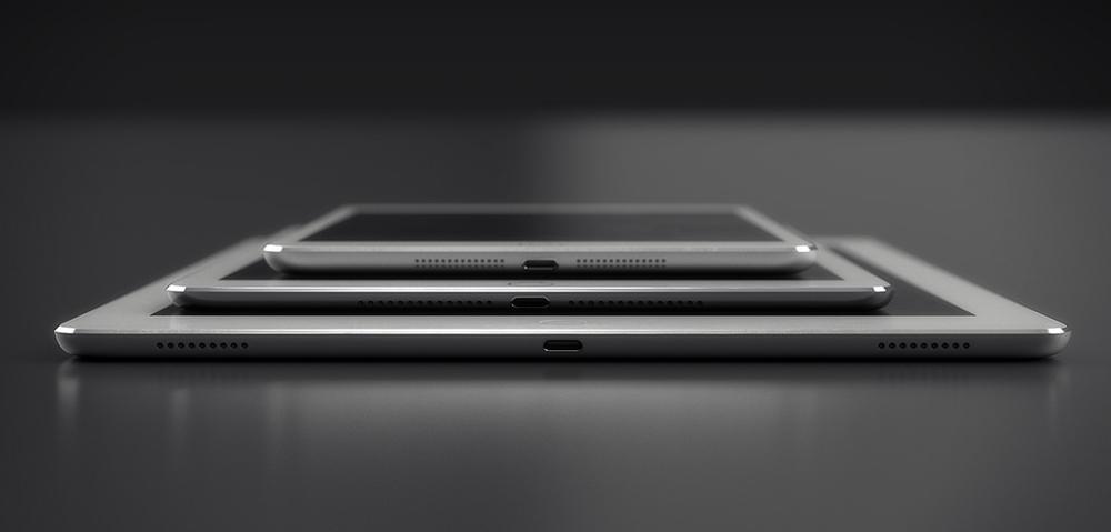 iPad Pro Le Force Touch pour liPad Pro se précise
