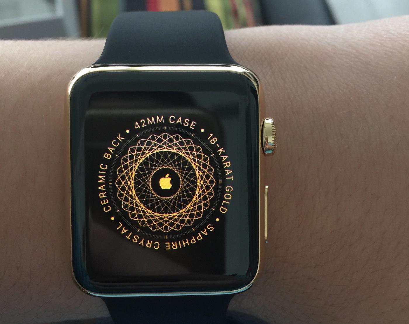image 4 Déballage : Les premières Apple Watch Edition sont arrivées ! [PHOTOS]
