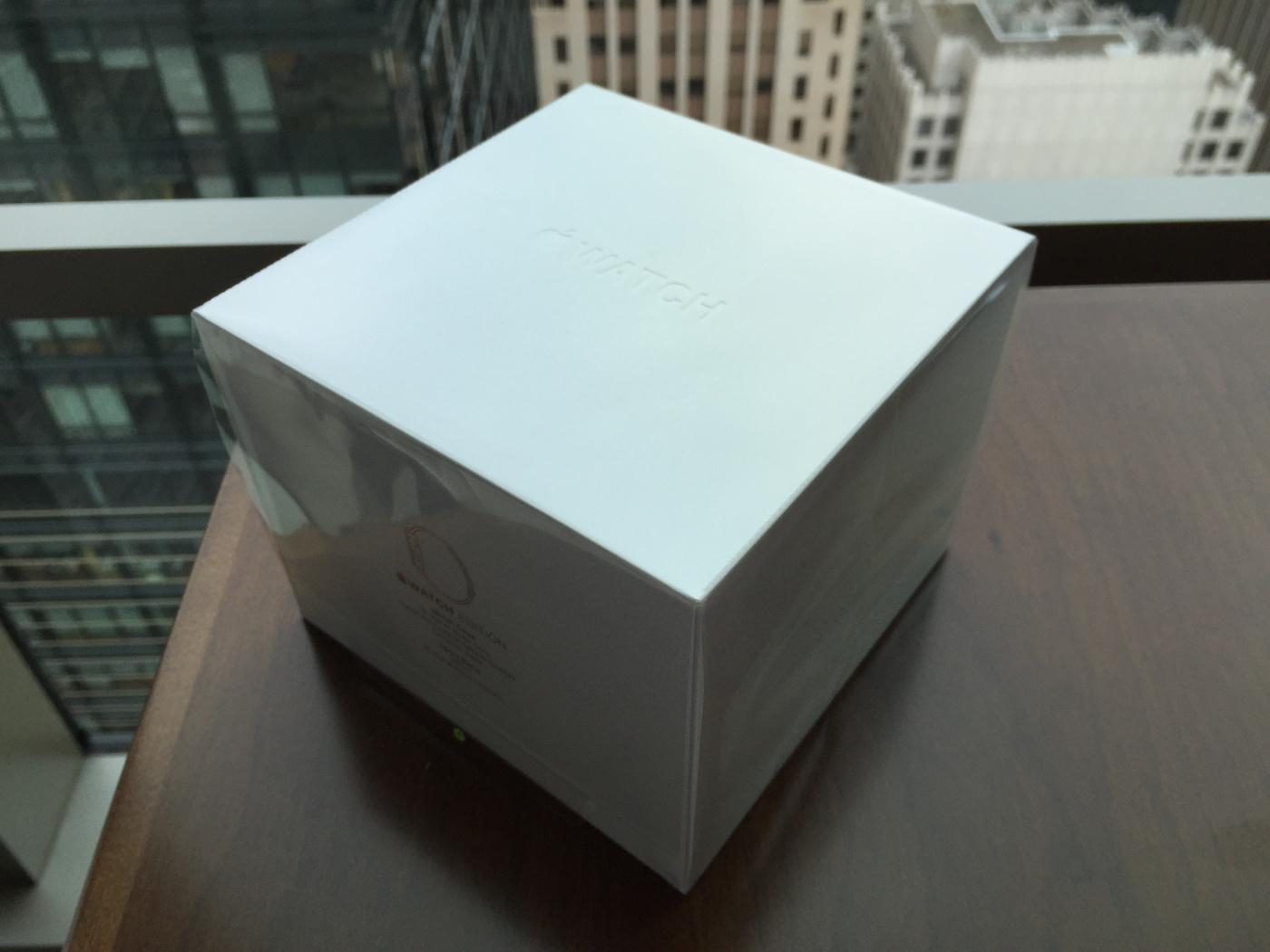 img 6661 Déballage : Les premières Apple Watch Edition sont arrivées ! [PHOTOS]