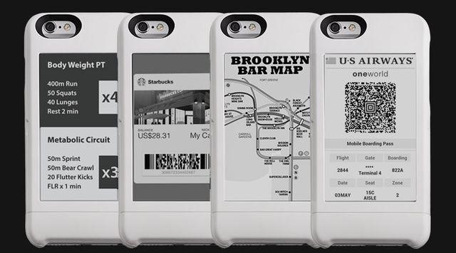 low power stacked new slim black1 PopSLATE : ajoutez un second écran à votre iPhone6