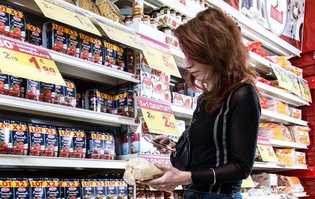 philipsnavigaiton Philips teste la géolocalisation dans les rayons dun Hypermarché Carrefour