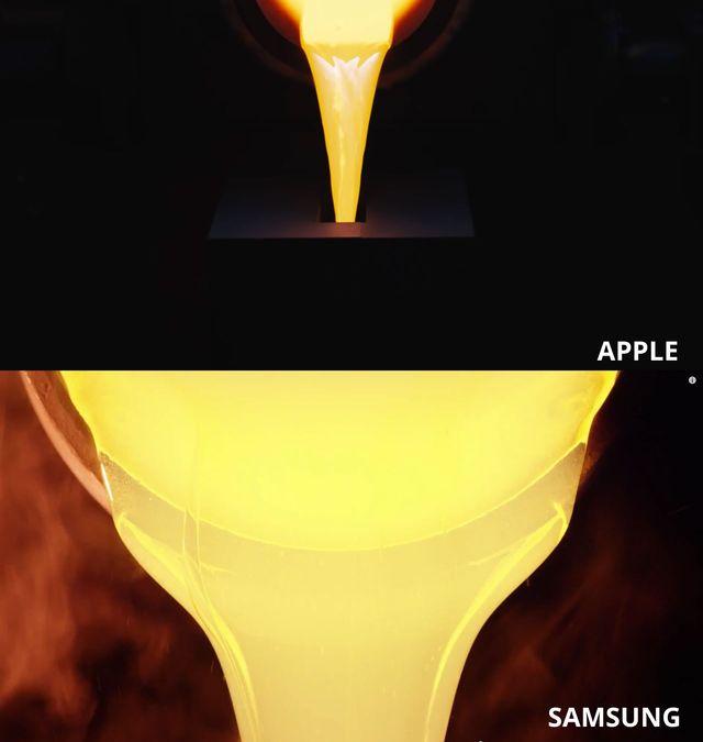 szar5AT Samsung se la joue Apple avec sa pub Galaxy S6 Edge [VIDEO]