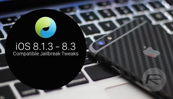 IMG 1819 Les tweaks compatibles avec le jailbreak iOS 8.3