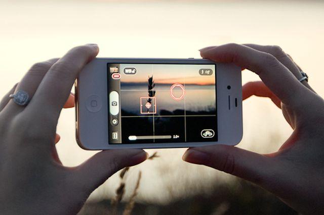 blog camera Camera+ se met à jour pour lApple Watch... Et les selfies