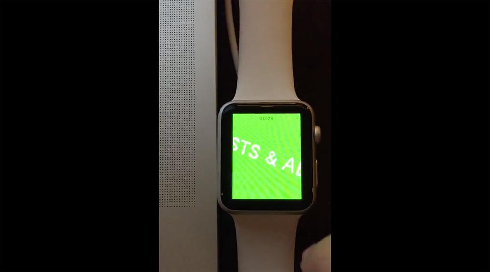 hack watchos 2 LApple Watch se fait hacker pour embarquer une app complètement native !