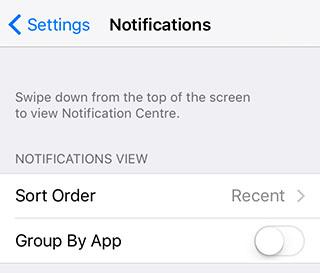 iOS9 Notifications regroupement [MAJ] Découvrez toutes les nouveautés cachées de liOS 9 !
