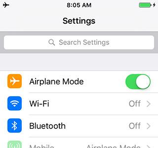 iOS9 Reglage Recherche [MAJ] Découvrez toutes les nouveautés cachées de liOS 9 !