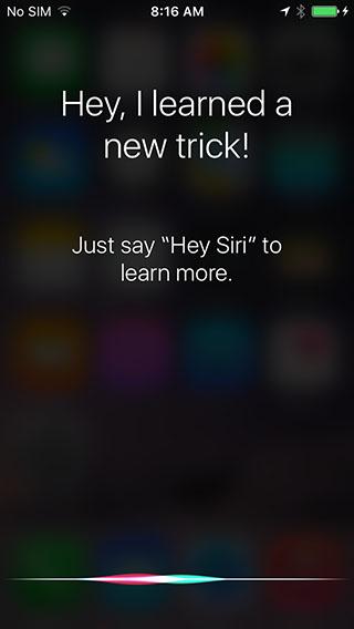 iOS9 Siri [MAJ] Découvrez toutes les nouveautés cachées de liOS 9 !