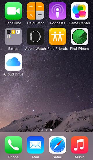 iOS9 iCloud Drive [MAJ] Découvrez toutes les nouveautés cachées de liOS 9 !